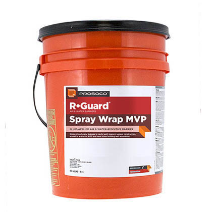 Prosoco R-Guard® Spray Wrap MVP, 5-gal.
