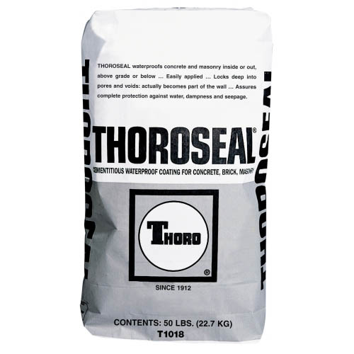 MasterSeal® Thoroseal Cement-Based Waterproof Coating 50-lb., Gray