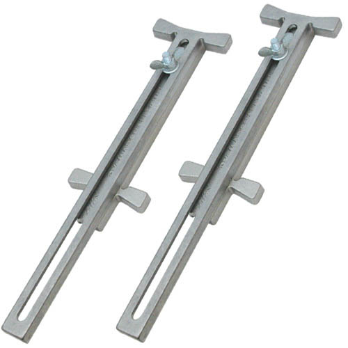 "Adjustable Line Stretchers (Pair) 4""-12"""