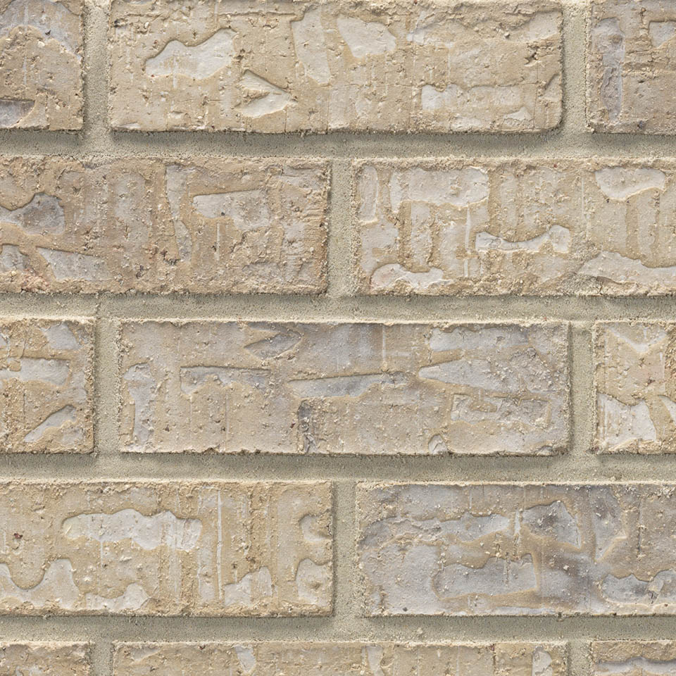 Acme® Brick Denver Prairie Gray Blend #200 Modular Brick