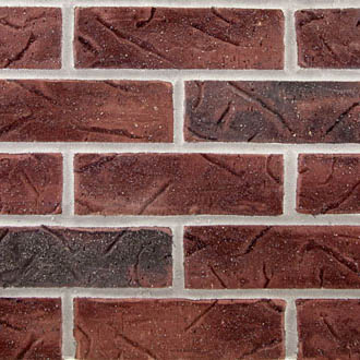 Endicott Burgundy Sands Engineer Size Brick