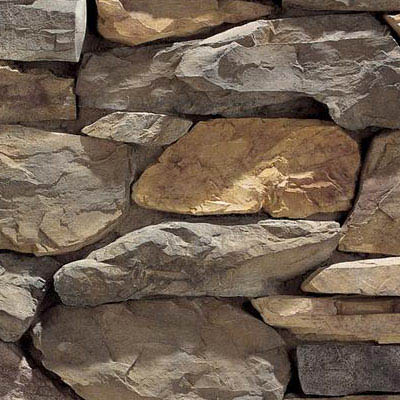 Eldorado Stone Shadow Rock Bronze, Corner